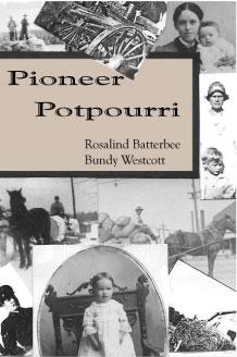 Pioneer Potpourri book cover