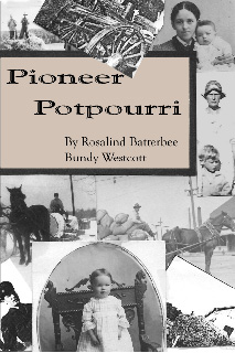 Front and back cover images of Pioneer Potpourri